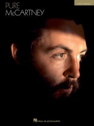 Pure McCartney - Piano Simplifié Paul McCartney Partition laflutedepan