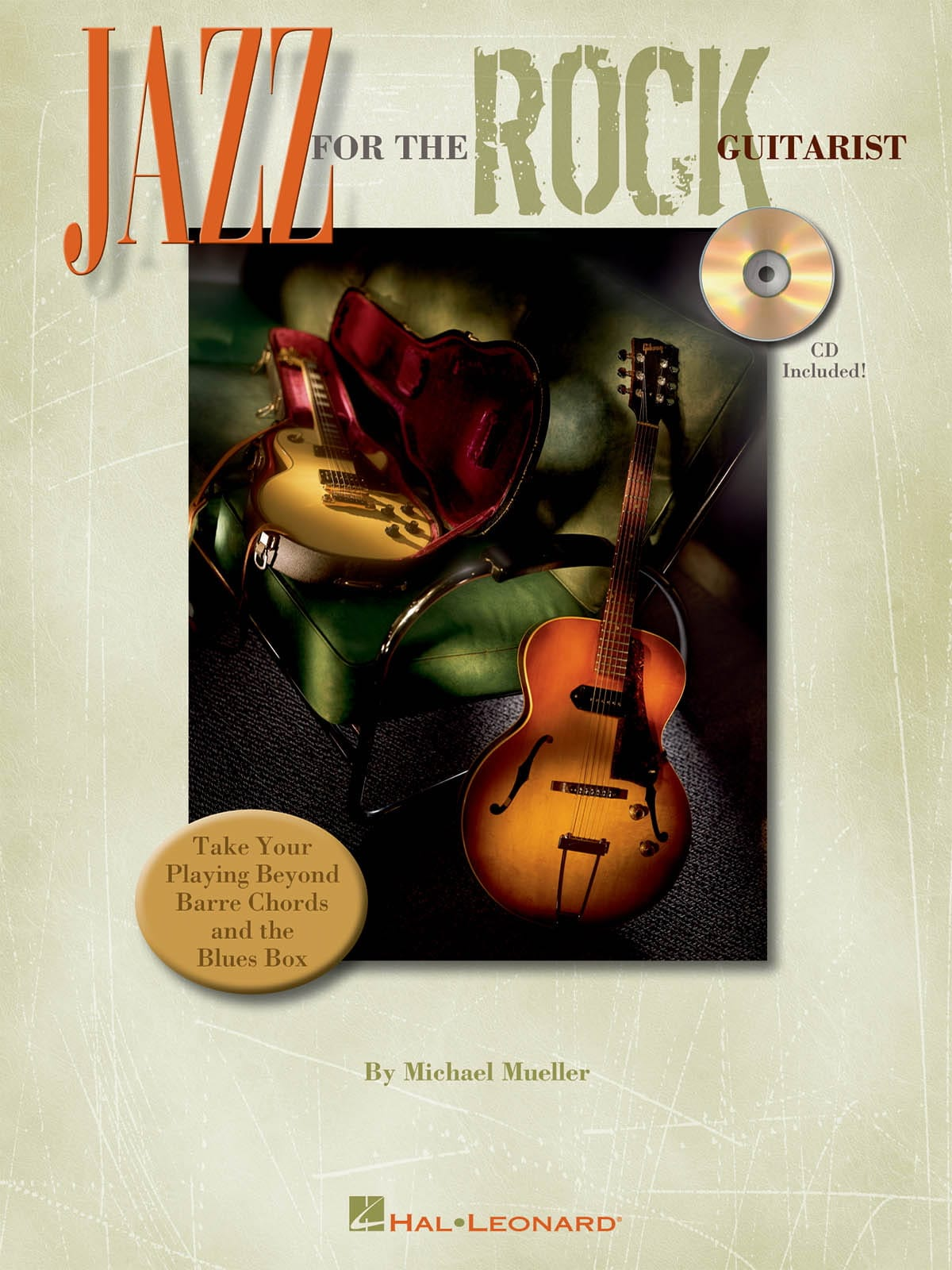 Jazz For The Rock Guitarist - Michael Mueller - laflutedepan.com
