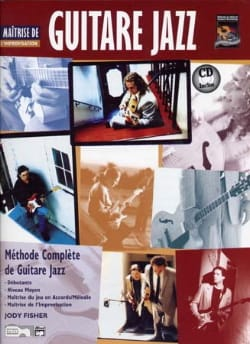 Guitare Jazz - Maîtrise de L'improvisation Jody Fisher laflutedepan