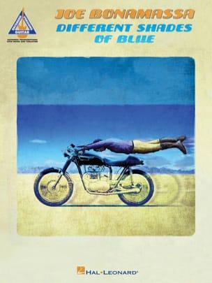 Different Shades of Blue Joe Bonamassa Partition Jazz - laflutedepan