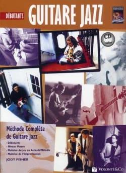 Guitare Jazz - Niveau Débutants Jody Fisher Partition laflutedepan