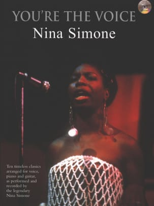 You're The Voice Nina Simone Partition Jazz - laflutedepan