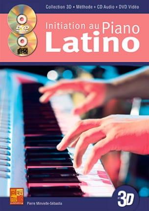 Initiation au piano latino en 3D laflutedepan
