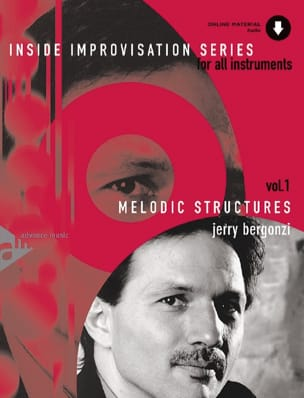Volume 1 - Melodic Structures Jerry Bergonzi Partition laflutedepan