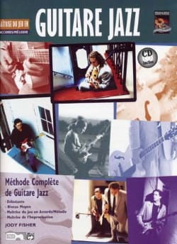 Guitare Jazz - Maîtrise du Jeu En Accords Mélodie laflutedepan