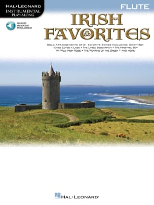 Irish favorites Partition Flûte traversière - laflutedepan