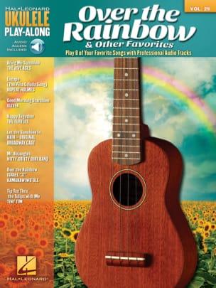 Ukulele Play-Along Volume 29 - Over the Rainbow & Other Favorites laflutedepan