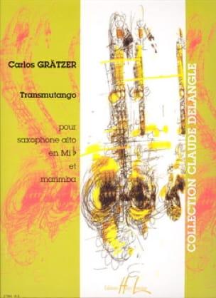 Transmutango - Carlos Grätzer - Partition - laflutedepan.com