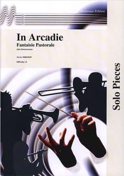 In Arcadie Jules Demersseman Partition Saxophone - laflutedepan