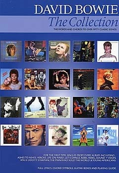 The Collection David Bowie Partition Pop / Rock - laflutedepan