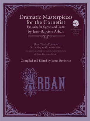 Dramatic Masterpieces For The Cornetist laflutedepan