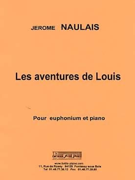 Les aventures de Louis Jérôme Naulais Partition Tuba - laflutedepan