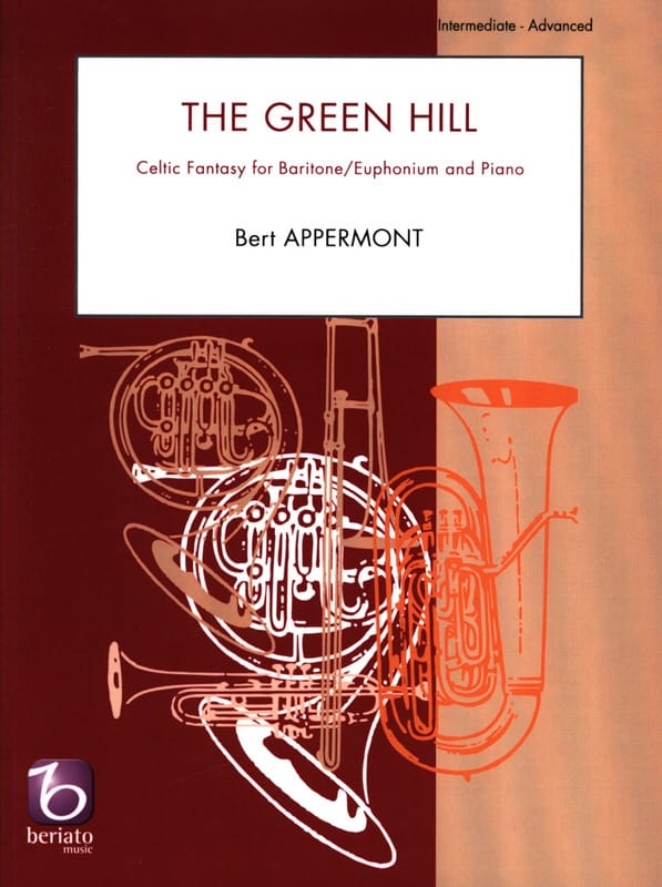 The Green Hill - Bert Appermont - Partition - Tuba - laflutedepan.com