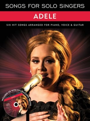 Adele - Canzoni per cantanti solisti - Partition - di-arezzo.it