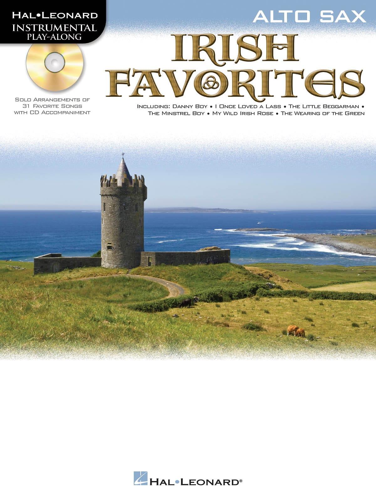 Irish favorites - Instrumental play-along - laflutedepan.com