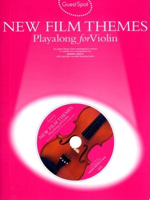 Guest Spot - New Film Themes Playalong For Violon laflutedepan