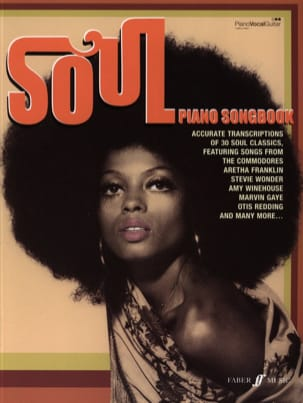 Soul Piano Songbook Partition Jazz - laflutedepan