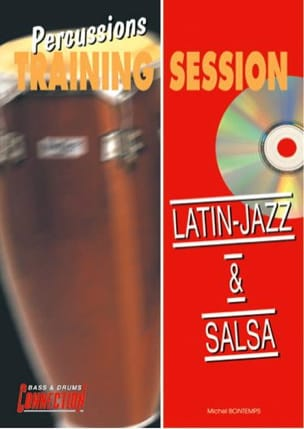 Percussions Training Session Latin-Jazz & Salsa laflutedepan