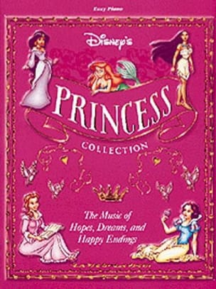 Princess Collection Volume 1 DISNEY Partition laflutedepan