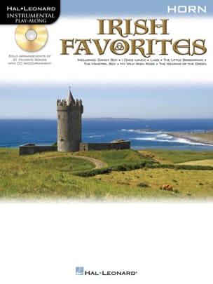 Irish favorites - Instrumental play-along Partition laflutedepan