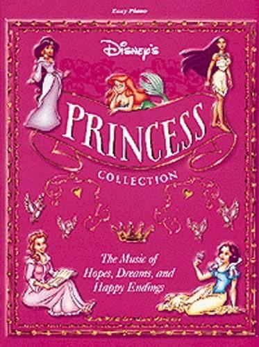 Princess Collection Volume 1 - DISNEY - Partition - laflutedepan.com