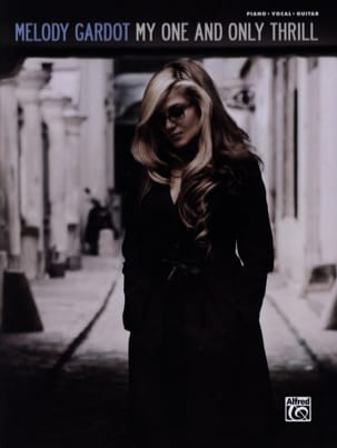 My One And Only Thrill Melody Gardot Partition laflutedepan