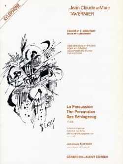 100 Exercices Et Etudes Volume 1 TAVERNIER Partition laflutedepan
