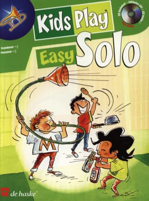 Kids Play Easy Solo Gorp Fons Van Partition Trombone - laflutedepan