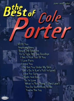 The Best Of Cole Porter Cole Porter Partition Jazz - laflutedepan