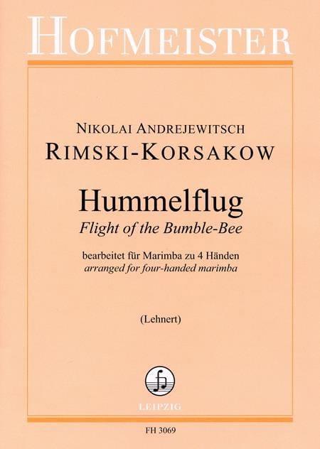 Le Vol du Bourdon Flight of the bumblebee - laflutedepan.com
