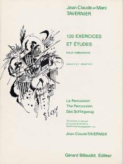 120 Exercices Et Etudes Volume 1 TAVERNIER Partition laflutedepan