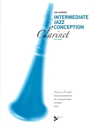 Intermediate Jazz Conception - 15 Great Solo Etudes laflutedepan