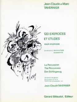 120 Exercices Et Etudes Volume 2 TAVERNIER Partition laflutedepan