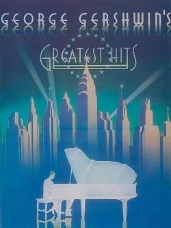 Greatest Hits GERSHWIN Partition Jazz - laflutedepan