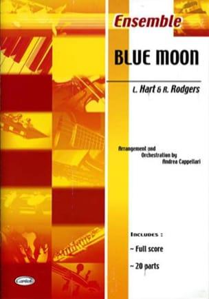 Blue Moon Richard Rodgers Partition ENSEMBLES - laflutedepan