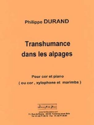 Transhumance dans les Alpages - Philippe Durand - laflutedepan.com