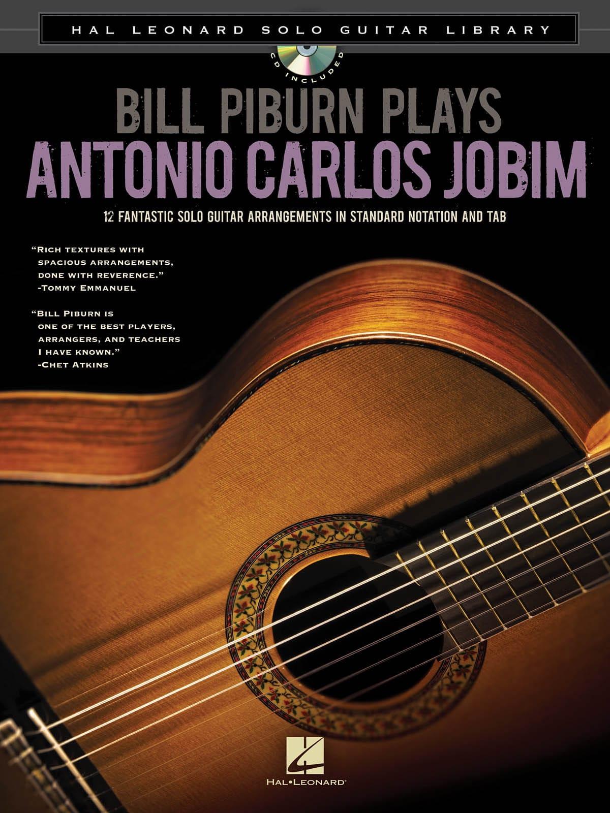 Bill Piburn Plays Antonio Carlos Jobim - laflutedepan.com