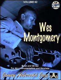 Volume 62 - Wes Montgomery METHODE AEBERSOLD Partition laflutedepan