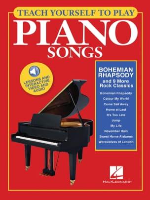 "Teach Yourself to Play Piano Songs - ""Bohemian Rhapsody"" & 9 More Rock Classics - laflutedepan.com"