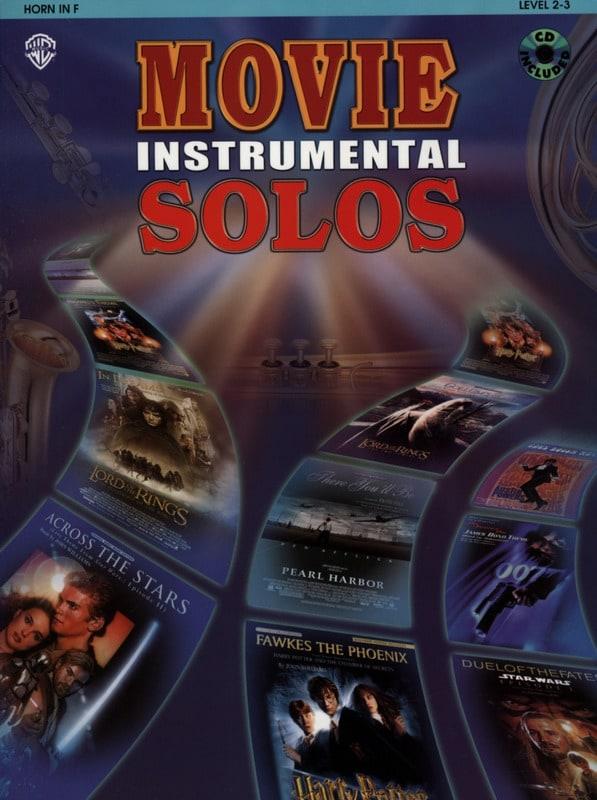 Movie instrumental solos - Partition - Cor - laflutedepan.com
