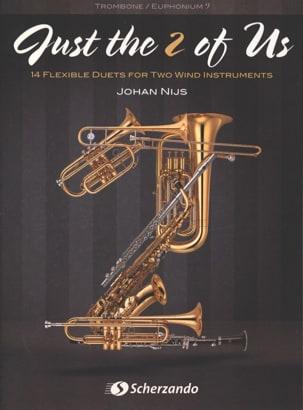 Just the 2 of Us Johan Nijs Partition Trombone - laflutedepan