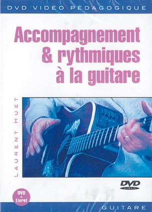 DVD - Accompagnement & rythmiques à la guitare laflutedepan