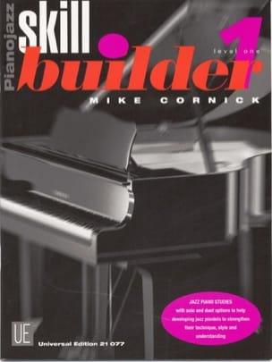 Piano Jazz Skill Builder Volume 1 Mike Cornick Partition laflutedepan