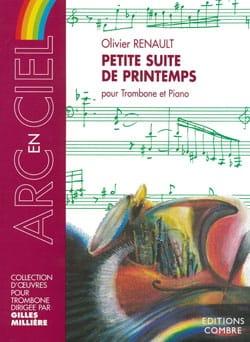 Petite Suite de Printemps Olivier Renault Partition laflutedepan