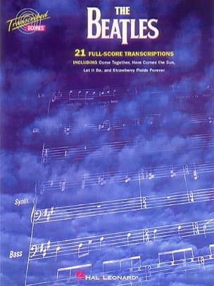 21 Full Scores Transcriptions BEATLES Partition laflutedepan