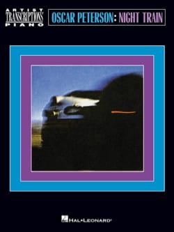 Night Train Oscar Peterson Partition Jazz - laflutedepan
