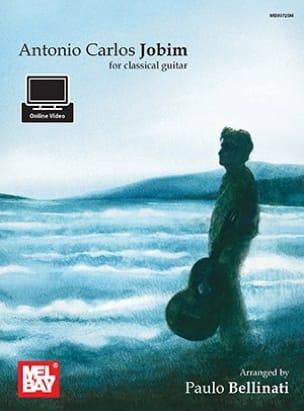 - Antonio Carlos Jobim For Classical Guitar - Partition - di-arezzo.ch