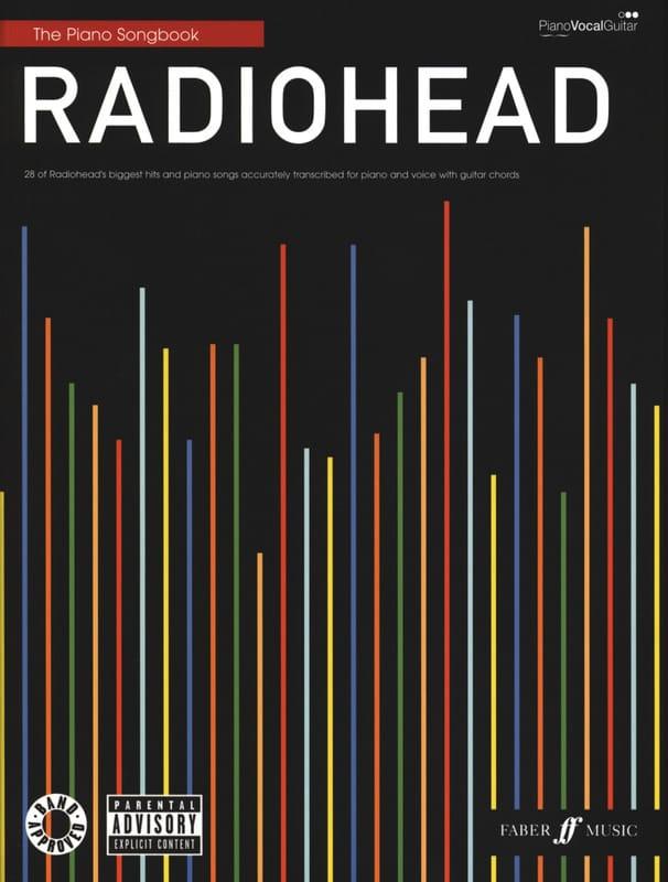 The Piano Songbook Radiohead - Radiohead - laflutedepan.com