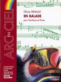 En Balade Olivier Renault Partition Trombone - laflutedepan