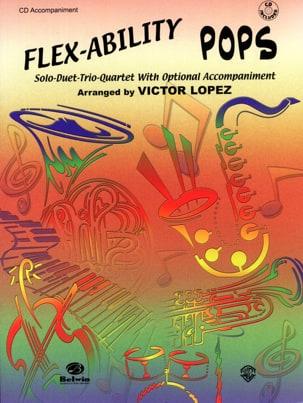 CD - Flex-Ability Pops Partition Trompette - laflutedepan